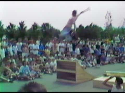 STREET PLANT: Mike Vallely: You Animal You Demo (1987) - STREET PLANT