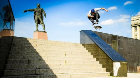 Street Sessions in St. Petersburg With Maxim Habanec & Crew | Skate of Mind: Russia Chapter 2 - Red Bull