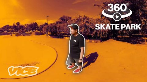 Street Skateboarders of Singapore (360° Video) - VICE