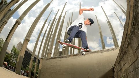 Street Skating the Heart of Colombia   No Sleep 'Till Cali: Ep 1 - Red Bull