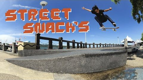 Street Snacks Motion Tour | MotionSk8