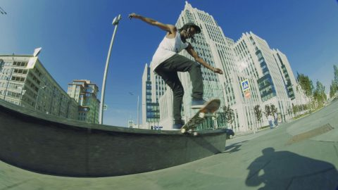 STREETS OF MOSCOW | Monster Energy