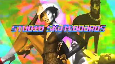 Studio Babe Commercial | studio skateboards