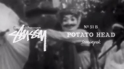 Stussy x Potatohead By Motion Skatepark Construction | MotionSk8