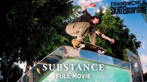 Substance - TransWorld SKATEboarding - Full Movie | Echoboom Sports