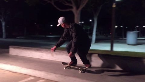 "Sugar Skateboards - Marko ""Sharko"" Jazbinsek Night Moves - Marko Jazbinsek"