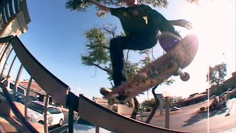 SUGAR SKATEBOARDS | US TOUR | 2007 | Wild Power