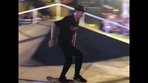 Sugar Skateboards - Zander Gabriel at Jackalope Fest in Montreal, Canada | Sugar Skate Co.