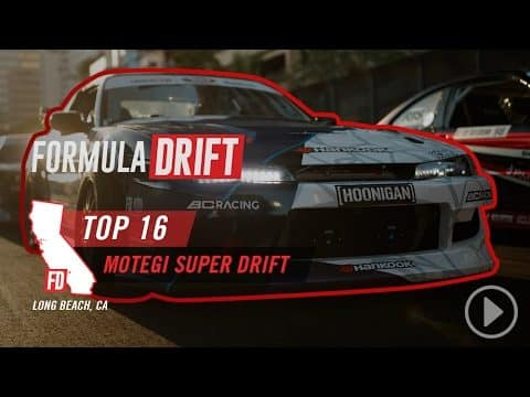 Super Drift Challenge: Saturday Top 16 to Finals - Network A