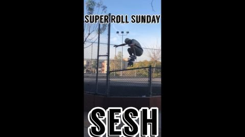 Super Roll Sunday Sesh - Joey Brezinski