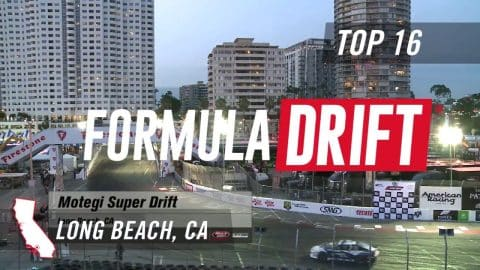 Superdrift Long Beach: Top 16 to Finals Friday 4/7 - Network A