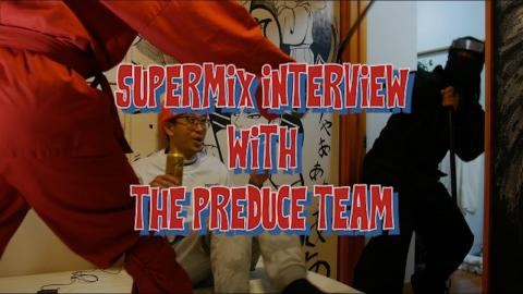 SuperMix interview with the Preduce team - preduce skateboards