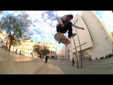 SUPRA Andréa Dupré Video Part - SUPRA Footwear
