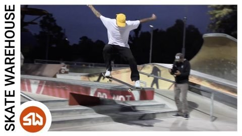 Supra Demo Ft. Jim Greco, Lizard King, Clint Walker & More! - Skate Warehouse