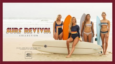 Surf Revival Collection | My Bikini 2019 - 2020 | Rip Curl Women | Rip Curl