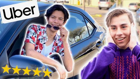 SURPRISING FANS AS THEIR UBER DRIVER | Chris Chann