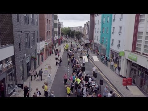 Swansea High Street Jam | TransWorld SKATEboarding - TransWorld SKATEboarding