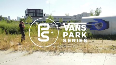 Swatch Artist Profile - Evan Hecox | Park Series
