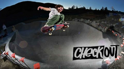 Sweden's Concrete Destruction Machine Karl Berglind | CHECKOUT | Red Bull Skateboarding