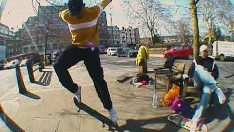SWEET SKTBS london days - SWEET SKTBS