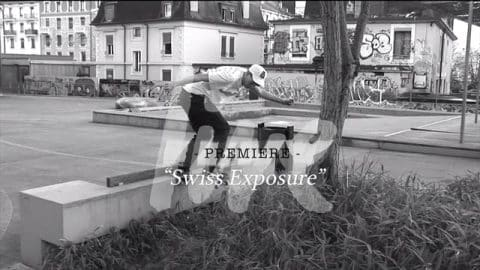 Swiss Exposure / PREMIERE / TEASER - Vimeo / Live skateboard media's videos