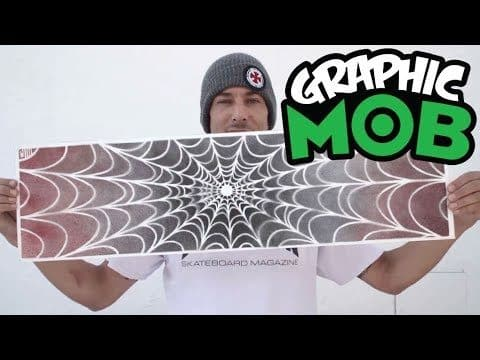 Talkin' MOB: Emmanuel Guzman's NEW Graphic MOB Series - Mob Grip