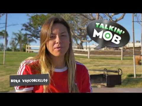 "Talkin MOB: Nora Vansconcellos | NEW ""Colors"" Graphic MOB - Mob Grip"