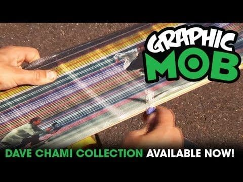 Talkin' MOB with Dave Chami: NEW Graphic MOB Series - Mob Grip