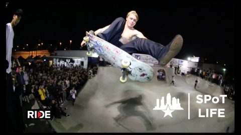 Tampa Am 2017: Converse Concrete Jam – SPoT Life - RIDE Channel