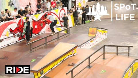 Tampa Am 2017: Independent Best Trick –Jorge Simoes, Gio Vianna, JP Oliveira – SPoT Life - RIDE Channel
