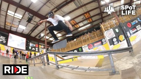 Tampa Am 2017: Open Qualifier –Dakota Hunt, Zach Allen, Jhancarlos Gonzalez – SPoT Life - RIDE Channel