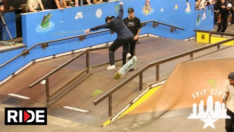 Tampa Pro 2017: Independent Best Trick – Shane O'Neill, Tyshawn Jones, Tommy Fynn – SPoT Life - RIDE Channel