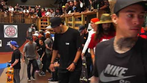 Tampa Pro 2017 Qualifiers - Live Webcast Replay   Skatepark of Tampa