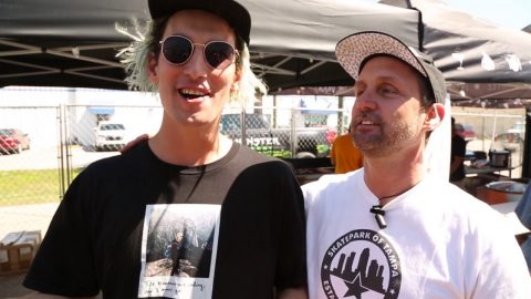 Tampa Pro 2017: Qualifiers – Lizard King, Blake Johnson, Cory Kennedy – SPoT Life - RIDE Channel