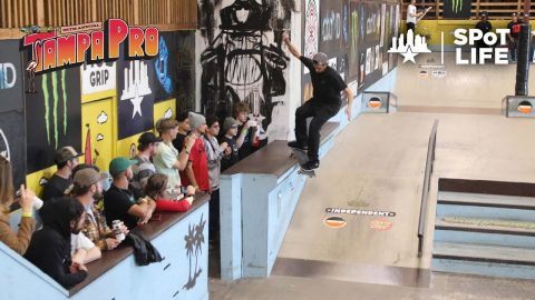 Tampa Pro 2020: Men's Qualifiers and Women's Open Semis – SPoT Life | Skatepark of Tampa