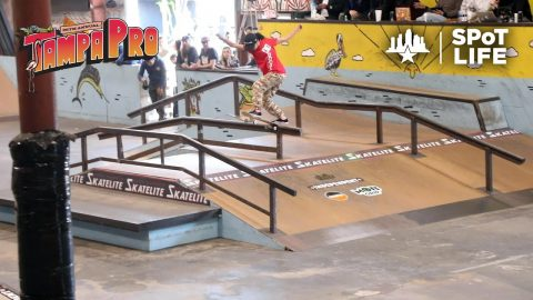 Tampa Pro 2020: Pro Practice and Women's Qualifiers – SPoT Life | Skatepark of Tampa