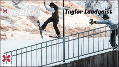 Taylor Lundquist: REAL SKI 2021 | World of X Games | X Games