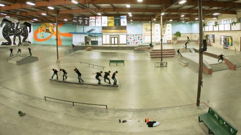 Taylor McClung - It Must Be Nice - The Berrics