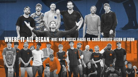 TBT: Where It All Began - Mike Mo's Justice League vs. Chris Roberts' Legion of Doom | The Berrics