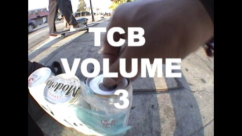 TCB VOLUME 3 | TALL CAN BOYZ