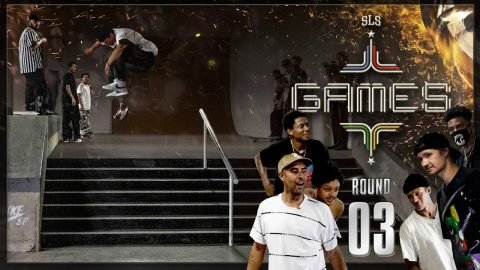 Team KOSTON vs Team SHANE Round Three: THE STAIR DOWN  |  SLS GAMES | SLS