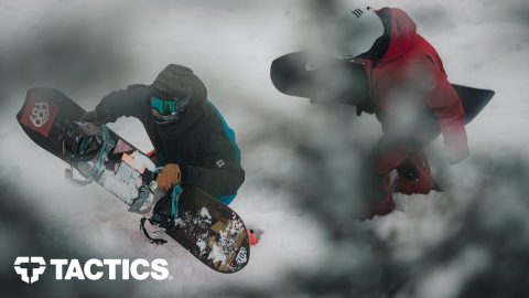 Team Mission: Mt. Baker | Tactics | Tactics Boardshop