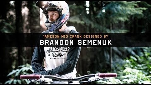 Tech Talk: Jameson Mid CRANK by Brandon Semenuk | etnies