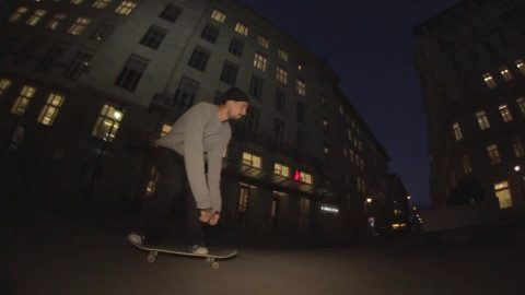 Techno Skateboarding with Alex Massotti | Krux Trucks
