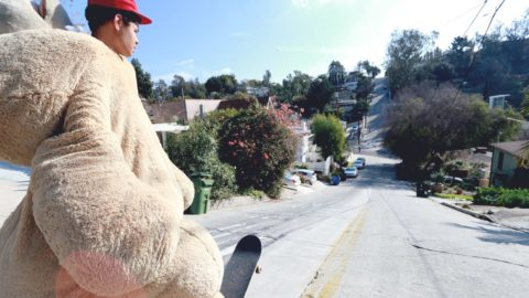 TEDDY BEAR MASSIVE DROP IN (Helicopter Called) - Chris Chann