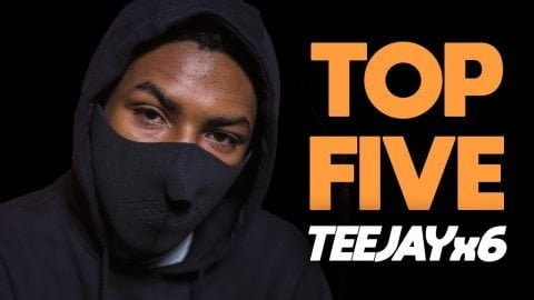 Teejayx6 breaks down his Top Five Black Air Force 1 Activities   The FADER