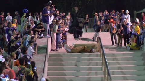 Tempe Park Halloween 2018 Video | ThrasherMagazine