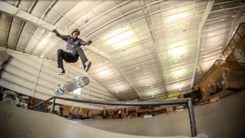 Ten Tricks - Ebon Turner - Woodward Camp