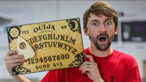 Terrifying Ouija (Skate)Board | Braille Skateboarding