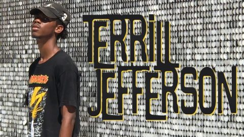TERRILL JEFFERSON SPONSOR ME VIDEO & BOARD SET UP !!!! - NKA VIDS - - Nka Vids Skateboarding